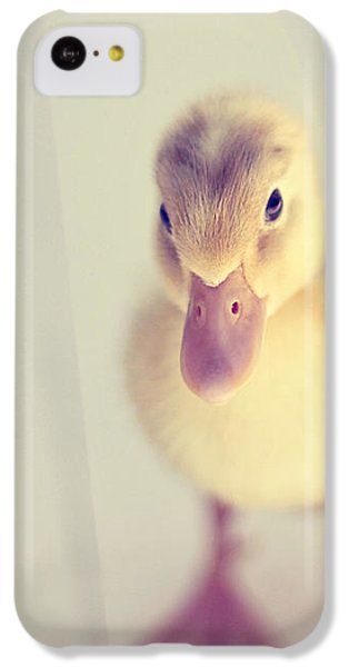 Hello Ducky IPhone 5c Case by Amy Tyler