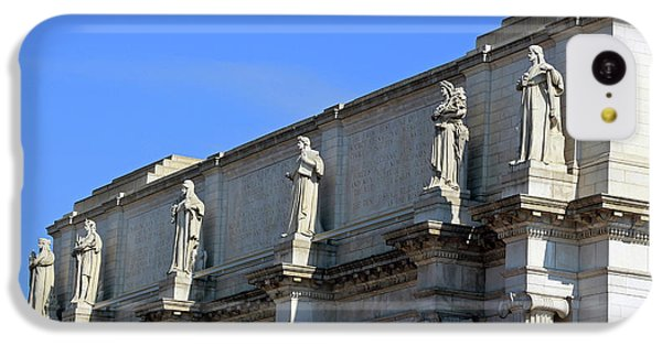 Hey Is That Joe Biden One Statue Said To Another At Union Station IPhone 5c Case