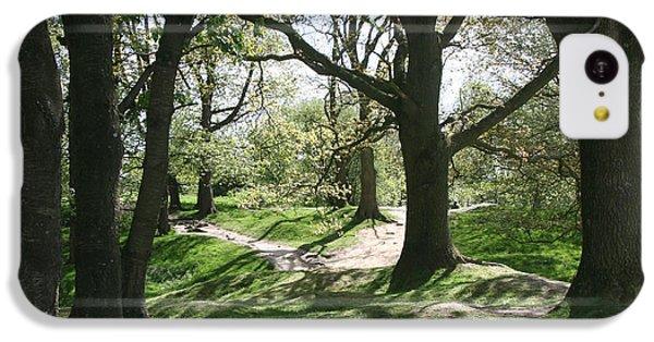 Hill 60 Cratered Landscape IPhone 5c Case