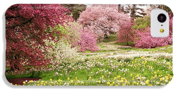 IPhone 5c Case featuring the photograph Hillside Bloom by Jessica Jenney