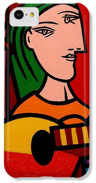 Homage To Picasso IPhone 5c Case