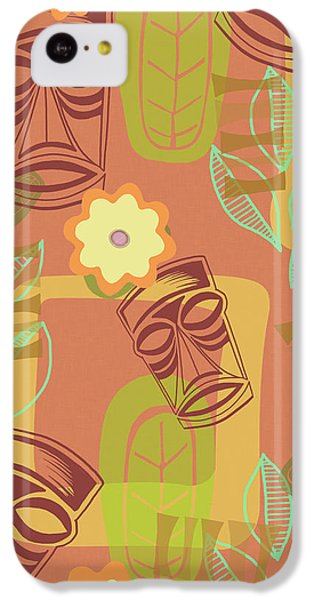 Hour At The Tiki Room IPhone 5c Case