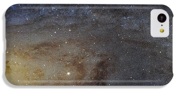IPhone 5c Case featuring the photograph Hubble's High-definition Panoramic View Of The Andromeda Galaxy by Adam Romanowicz