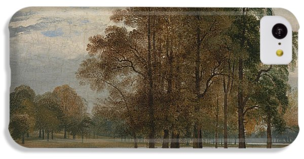 Hyde Park IPhone 5c Case by John Martin