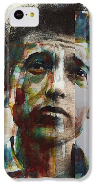 I Want You  IPhone 5c Case by Paul Lovering