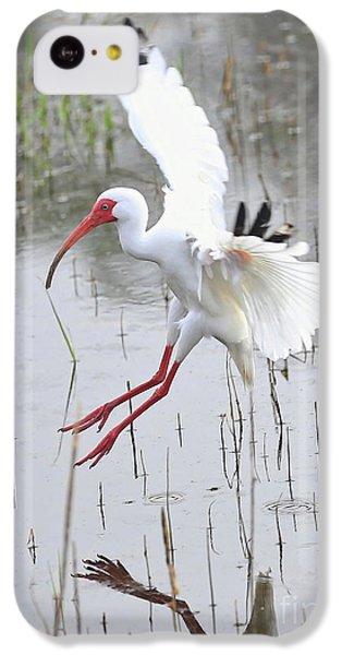 Ibis Soft Water Landing IPhone 5c Case
