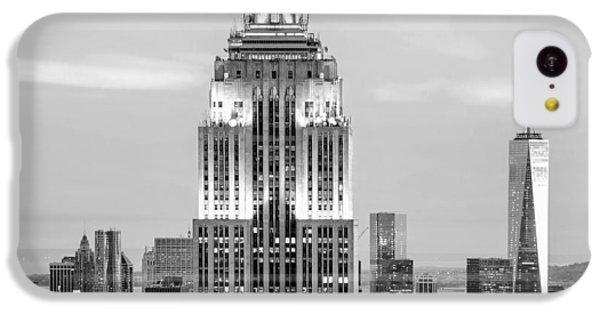 Iconic Skyscrapers IPhone 5c Case by Az Jackson
