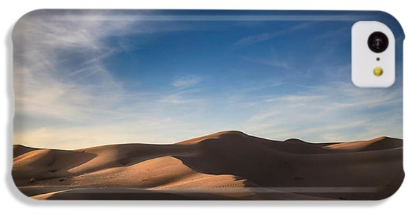 Desert iPhone 5c Case - I'd Walk A Thousand Miles by Laurie Search