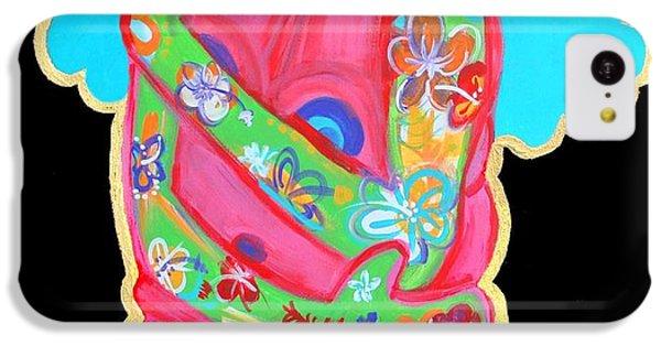 iPhone 5c Case - Im A Work Of Art by Diamin Nicole
