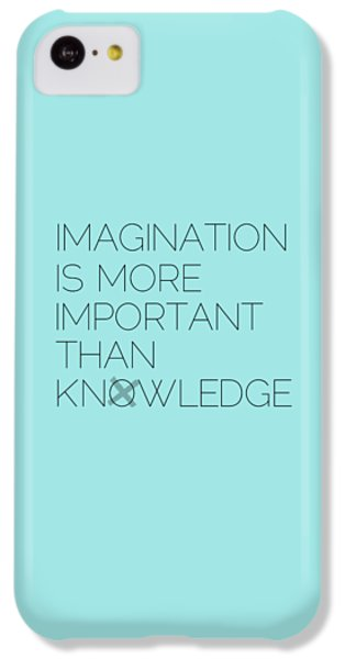 Imagination IPhone 5c Case by Melanie Viola