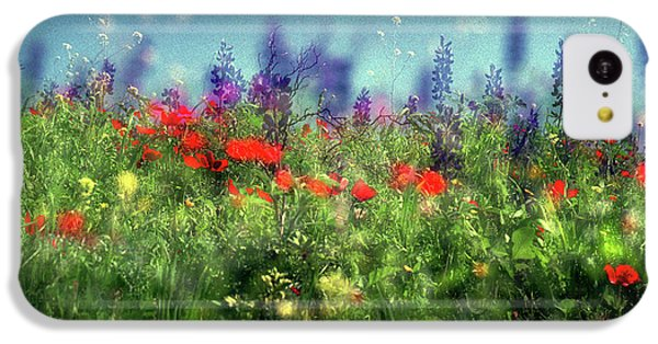 Impressionistic Springtime IPhone 5c Case by Dubi Roman