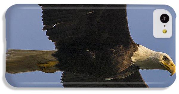 In Flight IPhone 5c Case by Gary Lengyel