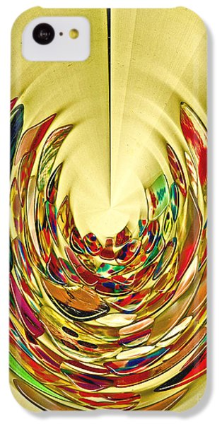 IPhone 5c Case featuring the photograph Inner Peace by Nareeta Martin
