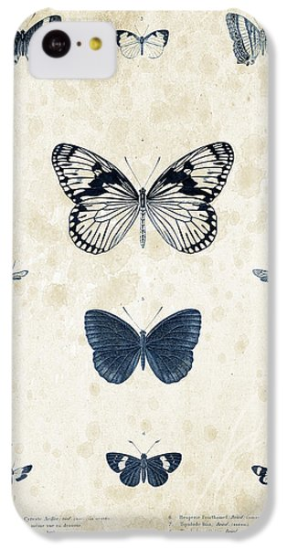 Insects - 1832 - 03 IPhone 5c Case by Aged Pixel