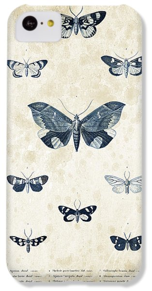 Insects - 1832 - 05 IPhone 5c Case by Aged Pixel