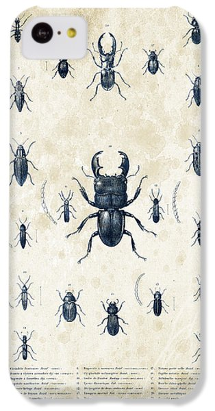 Insects - 1832 - 06 IPhone 5c Case