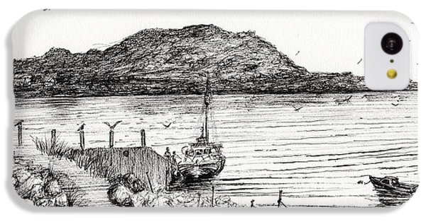 Iona From Mull IPhone 5c Case by Vincent Alexander Booth