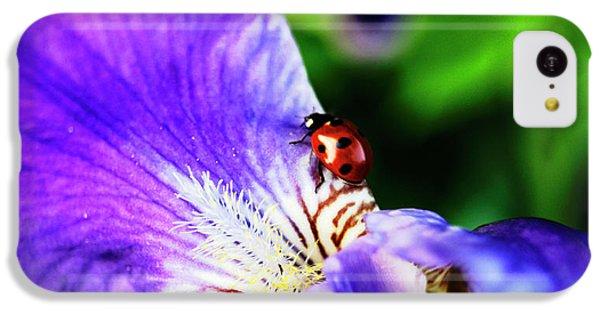 Iris And Ladybug IPhone 5c Case