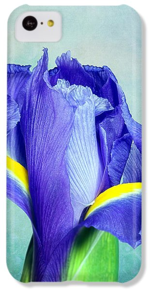 Iris Flower Of Faith And Hope IPhone 5c Case