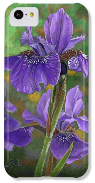 Irises IPhone 5c Case