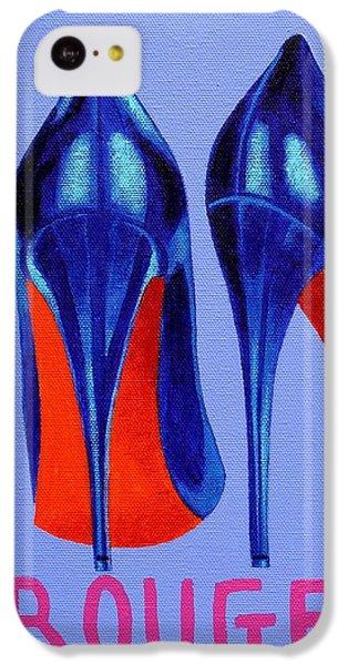 Irish Burlesque Shoes IPhone 5c Case
