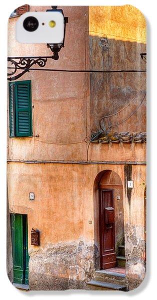 Italian Alley IPhone 5c Case