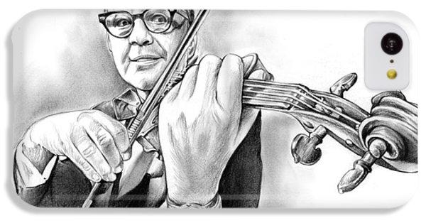 Violin iPhone 5c Case - Jack Benny by Greg Joens