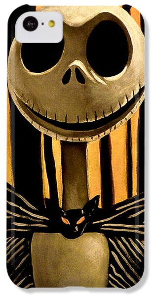 Jack Skelington IPhone 5c Case