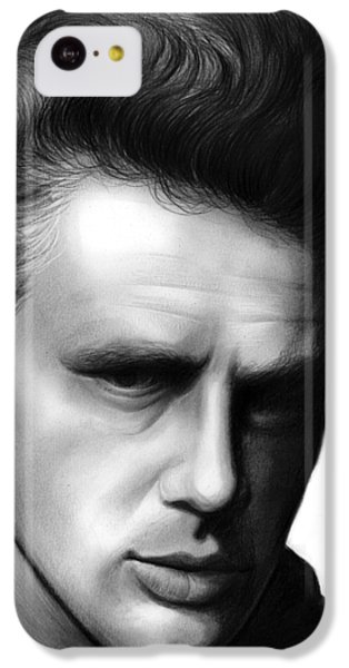 James Dean IPhone 5c Case by Greg Joens