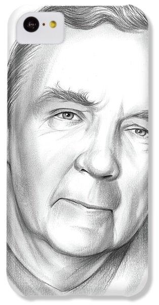 Wizard iPhone 5c Case - James Patterson by Greg Joens