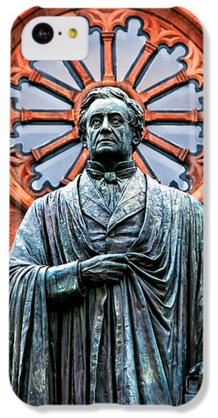 James Smithson IPhone 5c Case by Christopher Holmes