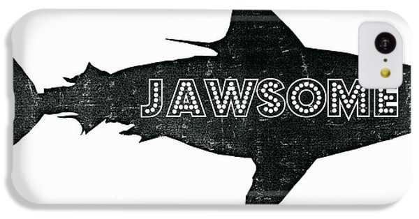 Jawsome IPhone 5c Case by Michelle Calkins