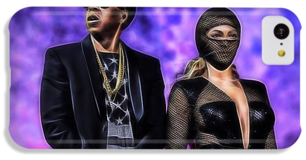 Jay Z And Beyonce Collection IPhone 5c Case