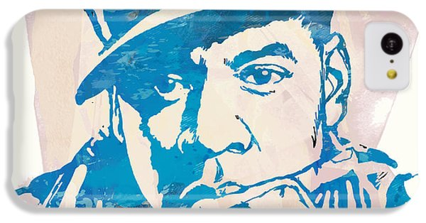 Jay-z  Etching Pop Art Poster IPhone 5c Case