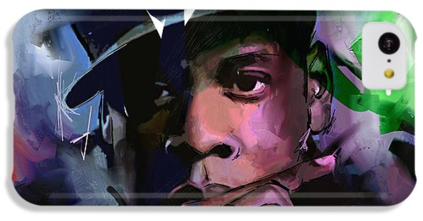 Jay Z IPhone 5c Case by Richard Day