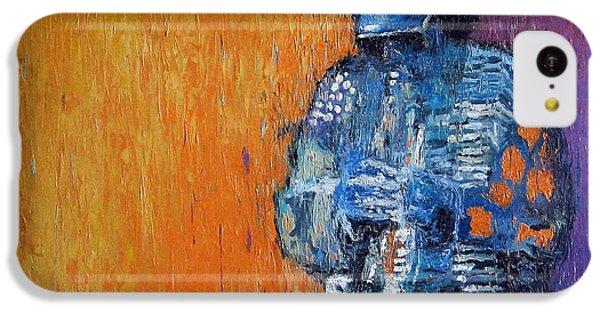 Trumpet iPhone 5c Case - Jazz Miles Davis 2 by Yuriy Shevchuk