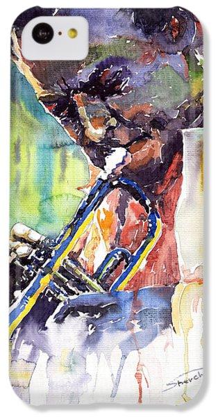 Jazz Miles Davis 9 Blue IPhone 5c Case