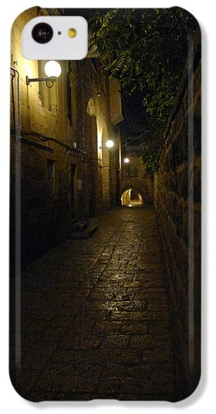 IPhone 5c Case featuring the photograph Jerusalem Of Copper 2 by Dubi Roman
