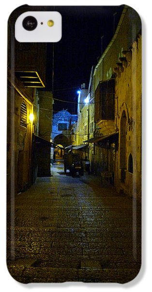IPhone 5c Case featuring the photograph Jerusalem Of Copper 3 by Dubi Roman