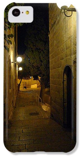 IPhone 5c Case featuring the photograph Jerusalem Of Copper 4 by Dubi Roman
