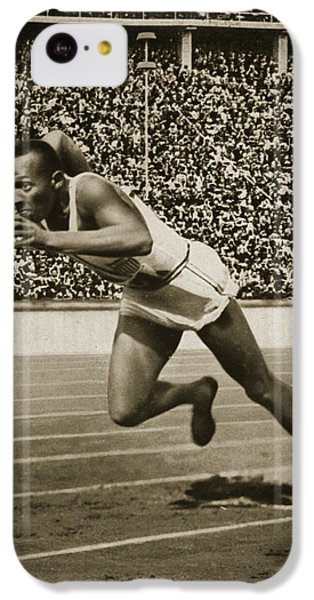 Jesse Owens IPhone 5c Case