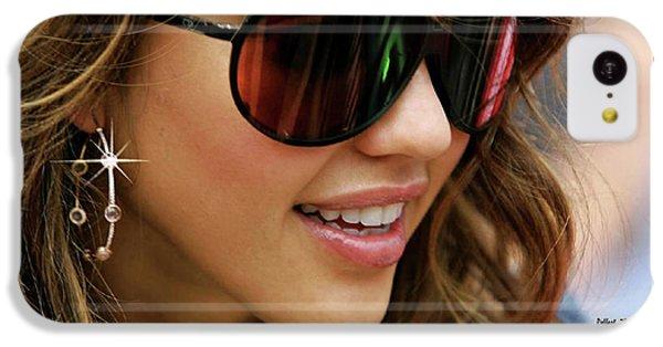 Jessica Alba, Cool Shades IPhone 5c Case
