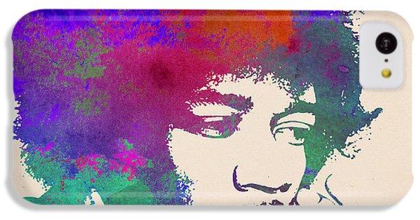 Jimi Hendrix Poster IPhone 5c Case