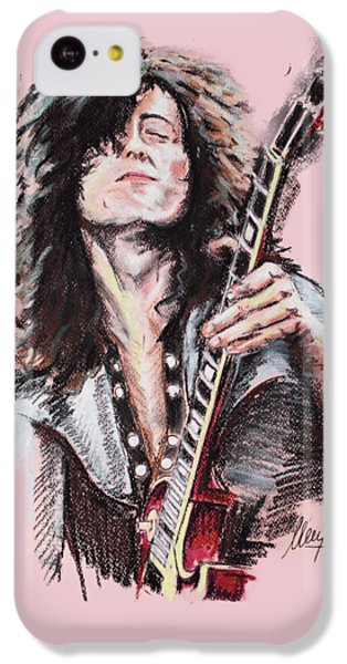Jimmy Page IPhone 5c Case