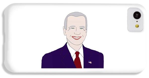 Joe Biden IPhone 5c Case