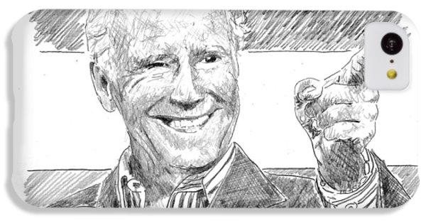 Joe Biden IPhone 5c Case by Shawn Vincelette