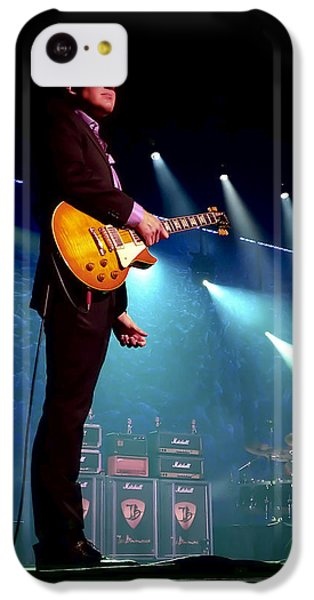 Drum iPhone 5c Case - Joe Bonamassa 2 by Peter Chilelli
