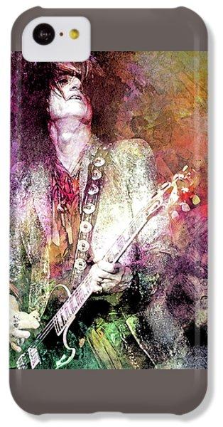 Joe Perry Aerosmith IPhone 5c Case