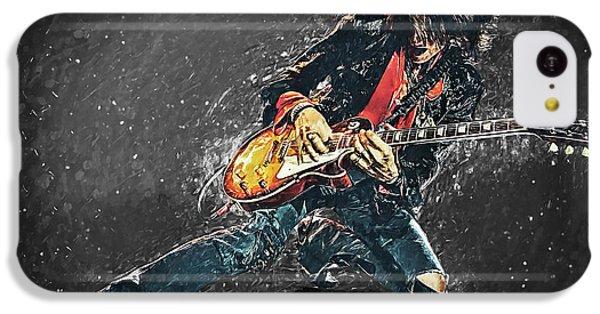 Steven Tyler iPhone 5c Case - Joe Perry by Zapista