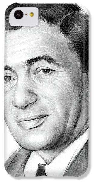 Frank Sinatra iPhone 5c Case - Joey Bishop by Greg Joens
